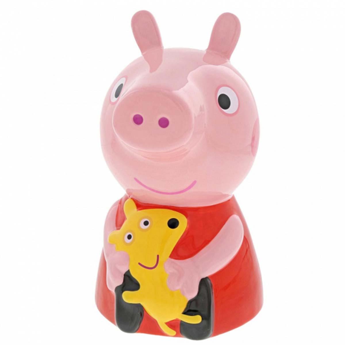 PTC Pacific Giftware Ceramic Pig in Elvis costume Savings Piggy//Coin//Money Bank